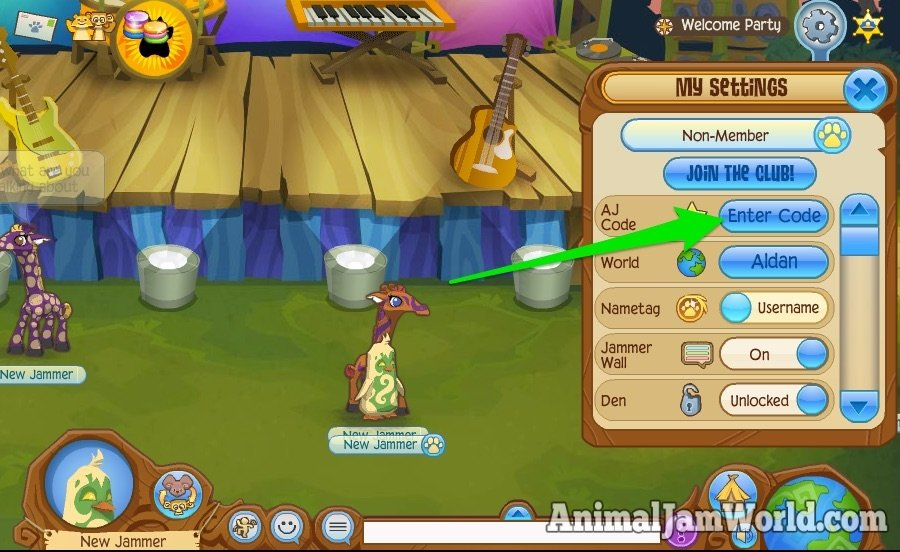 Animal Jam Codes for Gems Diamonds 2017 Updated Cheats List