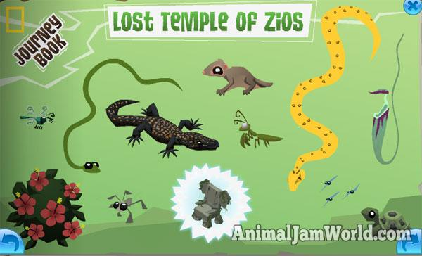 Animal Jam Cheats Journey Book Coral Canyons