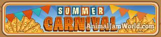 Animal Jam Summer Carnival