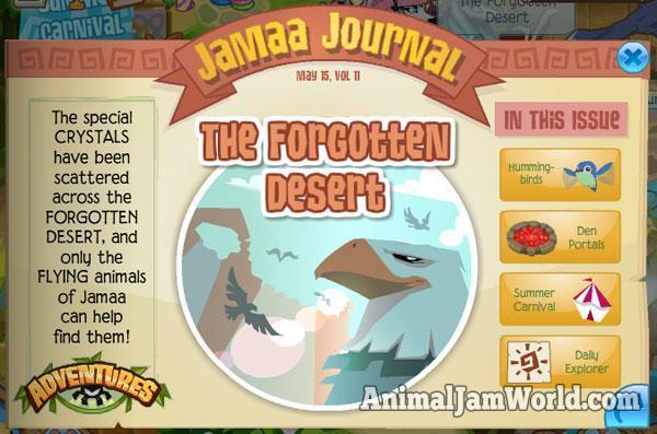 animal-jam-forgotten-desert