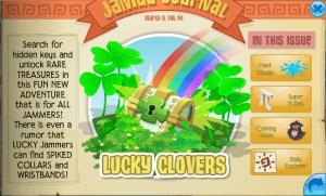 Lucky Clover Ad