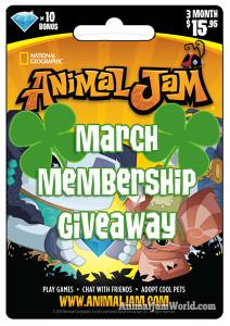 march-membership-giveaway