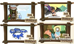 animal-jam-rare-item-monday