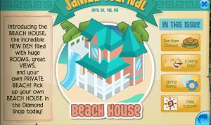 Beach House Den