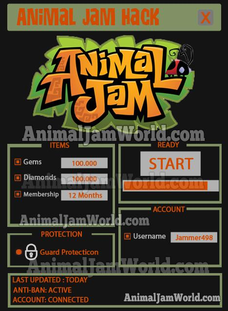 animal-jam-hack-gems-diamonds-membership-codes
