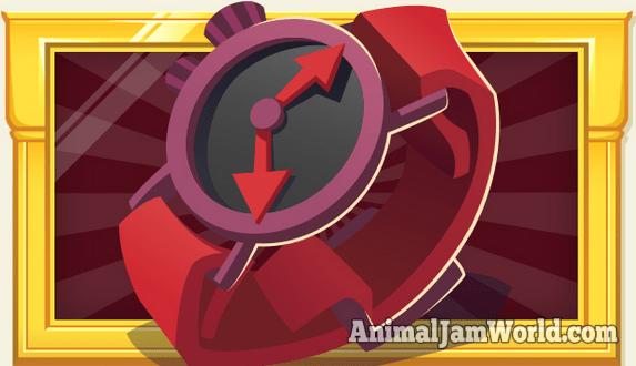 AJ rare wristwatch