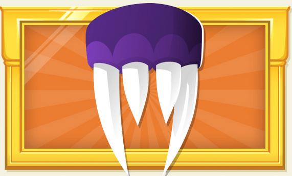 rare monster teeth