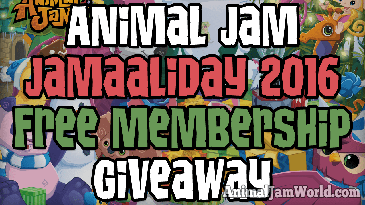 animal-jam-membership-giveaway-jamaaliday-2016