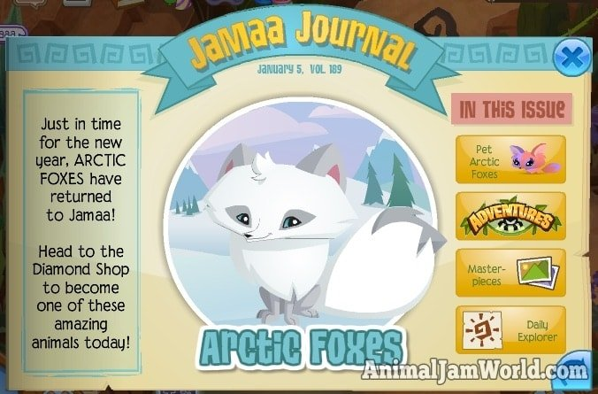 animal-jam-arctic-foxes-return