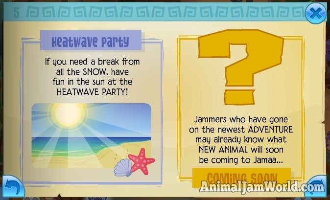animal-jam-heatwave-party-new-animal