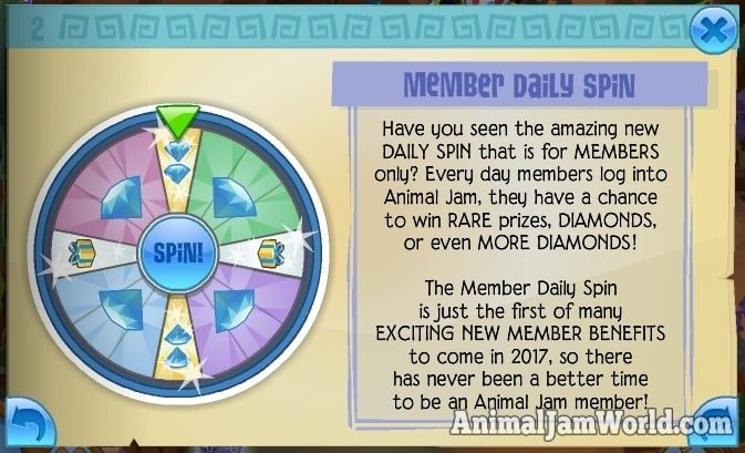 animal-jam-member-daily-spin-here