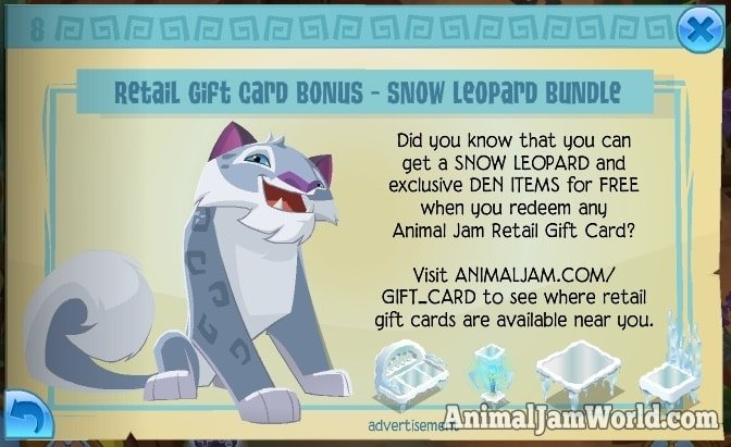 animal-jam-snow-leopard-bundle
