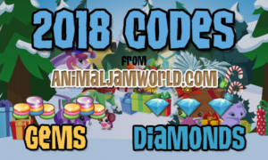 Animal Jam Codes for Gems & Diamonds 2019 - Cheats List Updated