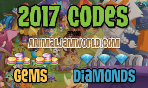 Animal Jam Codes for Gems Diamonds 2018 Cheats List Updated