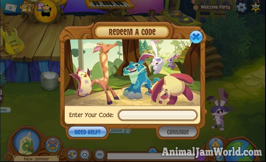 Animal Jam Codes For Gems Diamonds 2019 Cheats List Updated