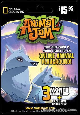Animal Jam Arctic Wolf Codes - Animal Jam World