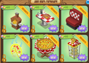 Pizza Items