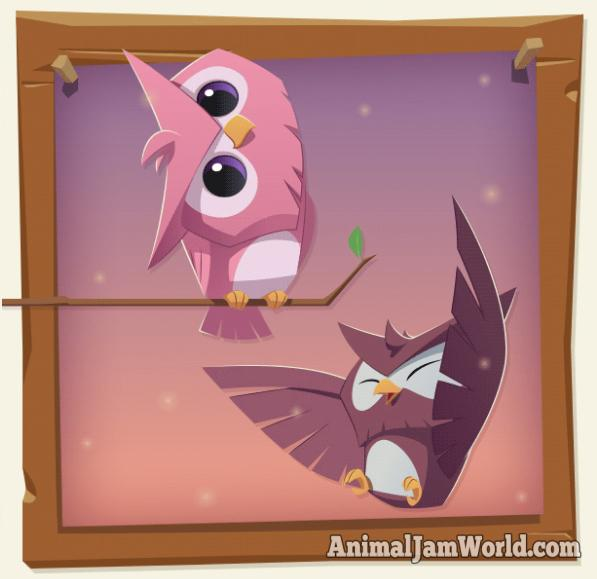animal-jam-owls-codes-5