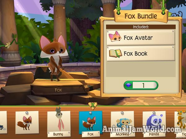 Animal Jam Play Wild Mobile App for Android & iOS - Animal Jam World