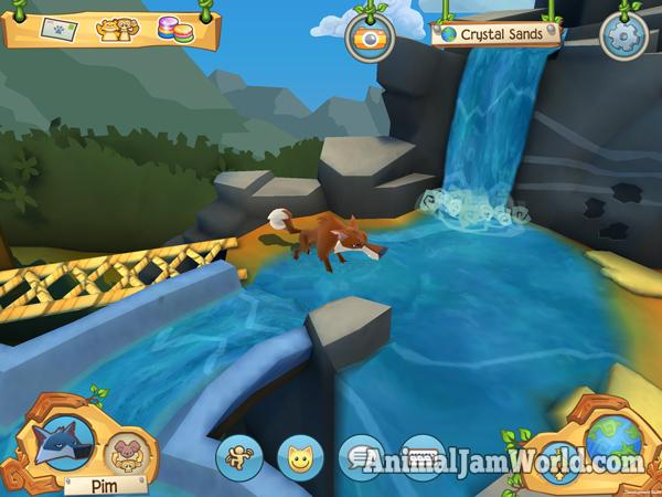 Animal Jam Play Wild Mobile App for Android & iOS - Animal