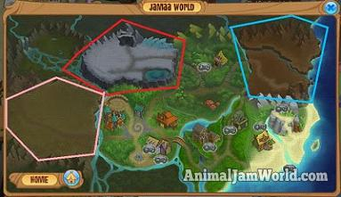 animal-jam-beta-days-map