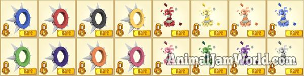animal-jam-rare-spike-collars