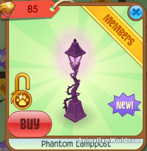 Phantom Lampost