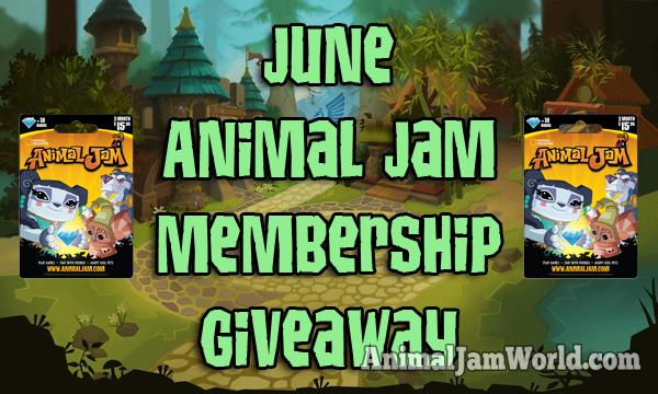 june-animal-jam-membership-giveaway