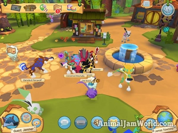 Play Wild Review, Cheats & Tips Guide - Animal Jam World