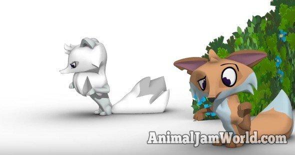 Animal Jam Arctic Fox 2