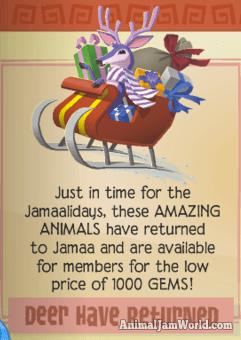 Image of: Reindeer Animaljamdeercodes4 Animal Jam World Animal Jam Deer Codes Animal Jam World