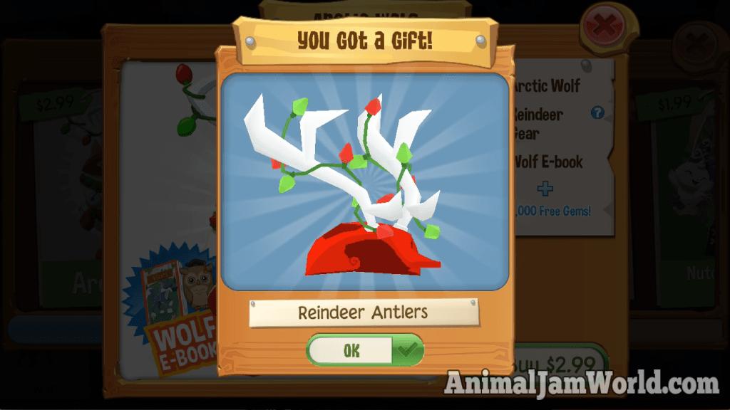 play-wild-arctic-wolf-reindeer-antlers