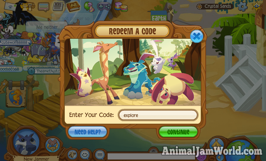 Image of: Centipede Animal Jam New 500 Gem Code Deep Blue Animal Jam Journey Book Crystal Sands Animal Wattpad Appondale In Animal Jam Aj Book Free Wiring Diagram For You