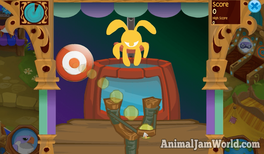 animal-jam-summer-carnival-2016-dunk-a-phantom