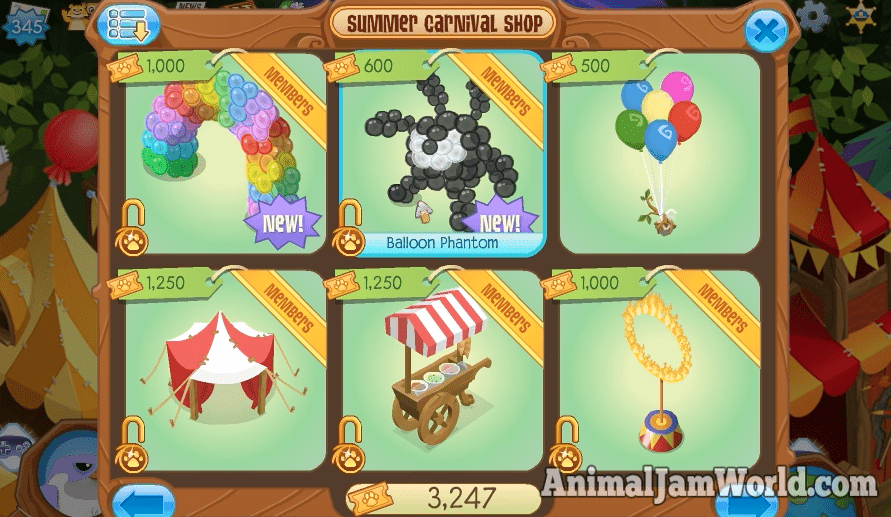 animal-jam-summer-carnival-2016-shop-2