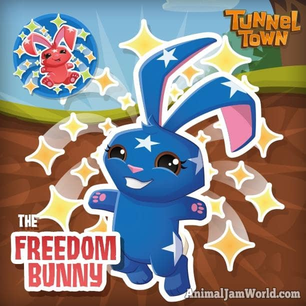 tunnel-town-freedom-bunny