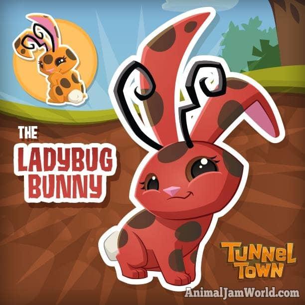 tunnel-town-ladybug-bunny