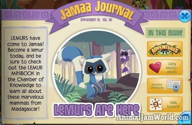 animal-jam-lemurs-are-here