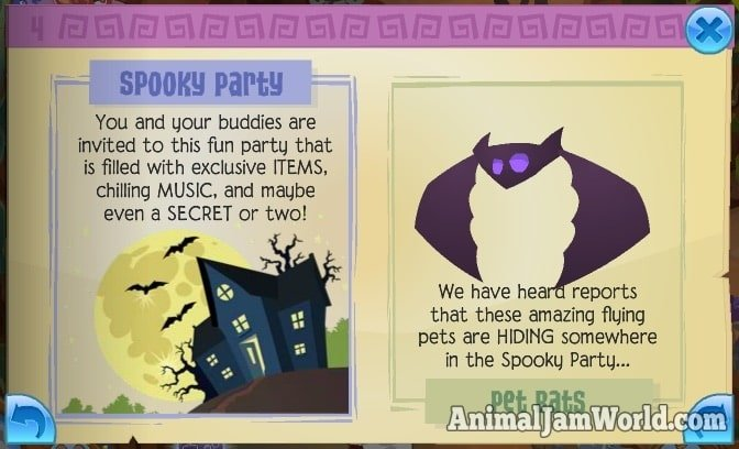 animal-jam-spooky-party