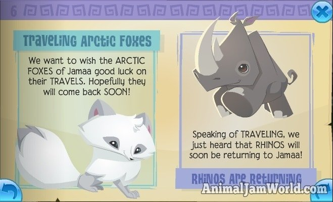 animal-jam-traveling-arctic-fox