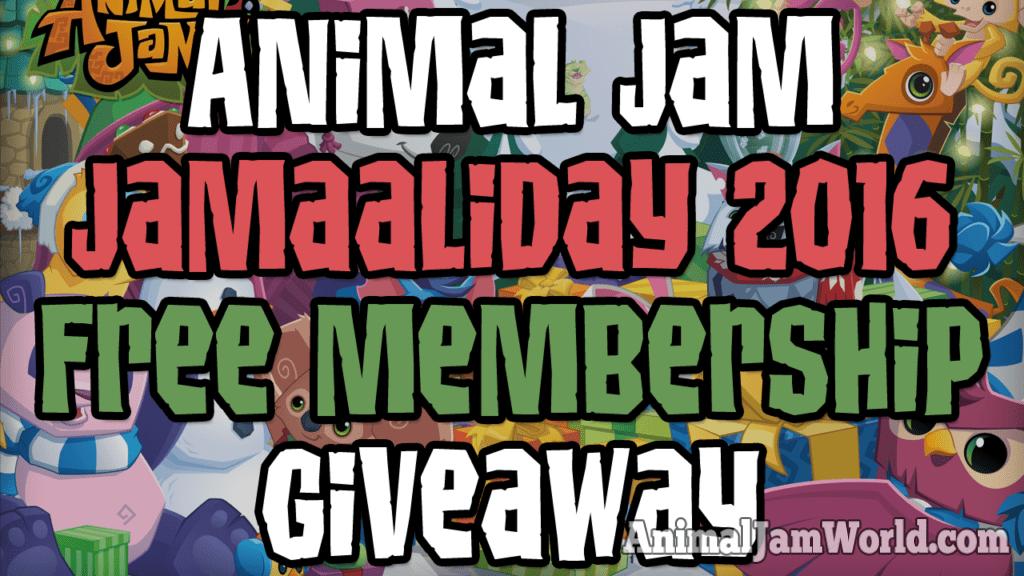 animal-jam-membership-giveaway-jamaaliday-2016