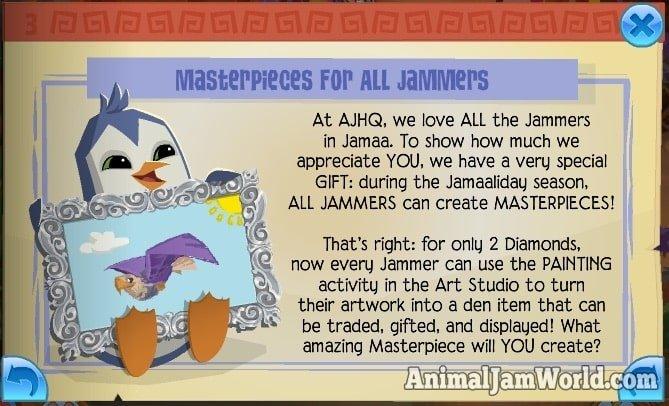 animal-jam-masterpieces