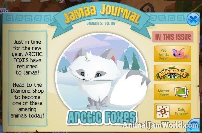 animal-jam-arctic-foxes-return