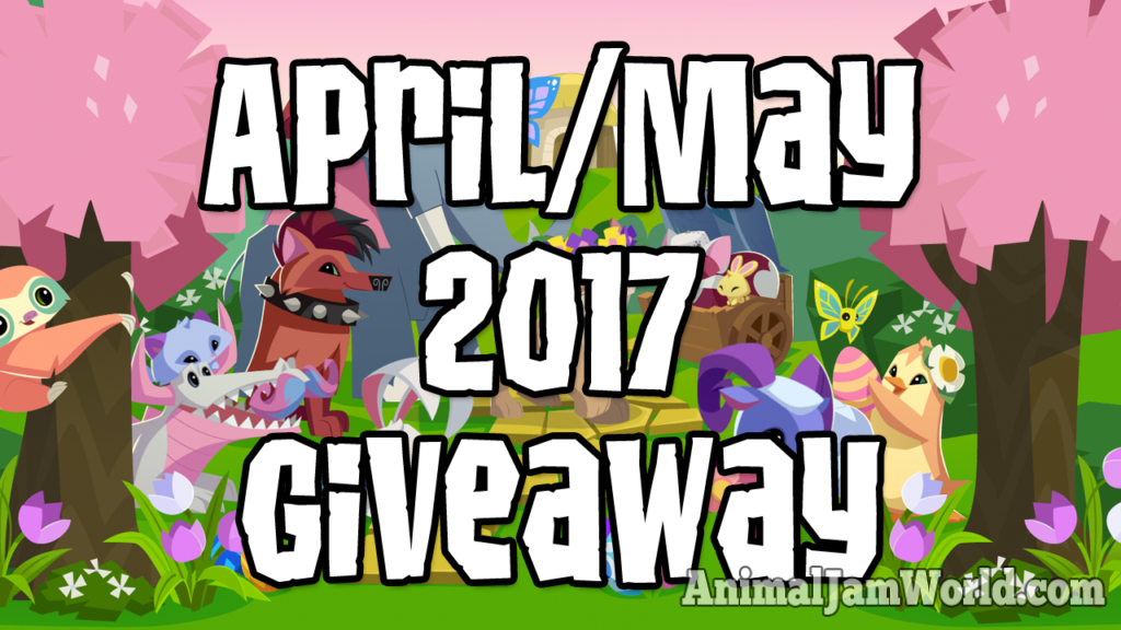 Animal jam giveaways 2018 open champ