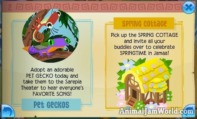 They're Here! Another Big Cat Comes to Jamaa - Animal Jam World