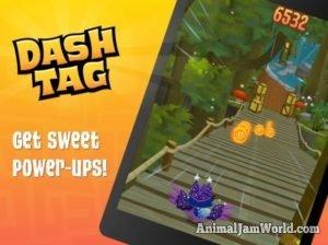 Dash Tag BETA - New Animal Jam App!