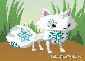 Image of: Arctic Wolf Animal Jam World Animaljampolararcticfox5