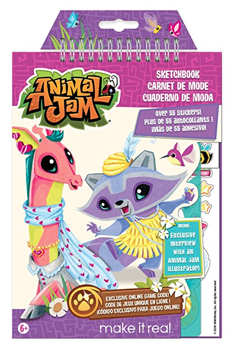 Animal Jam Coloring Pages - Free & Printable