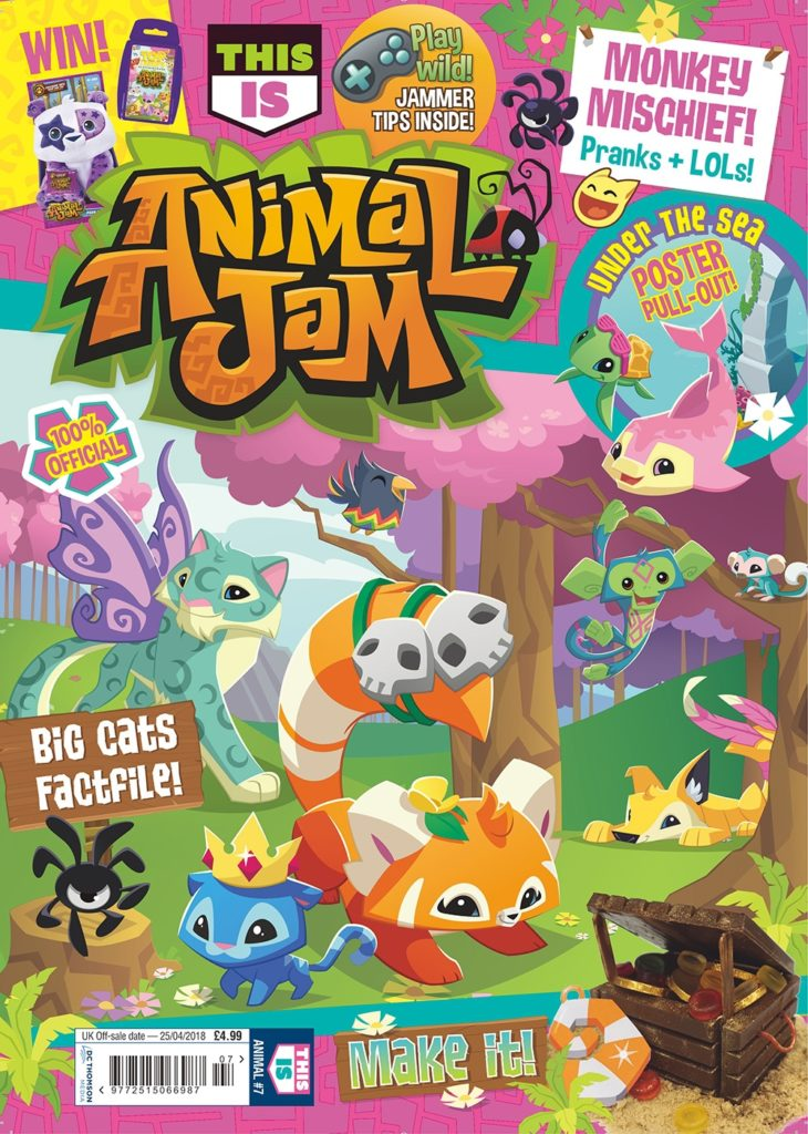 Image of: Animaljam Ajhq Released Some Teaser Pictures And Bit Of Information On This Is Animal Jam When It Was Released Heres What We Know So Far The Obsessive Researching Mommy This Is Animal Jam New Animal Jam Magazine For 2018