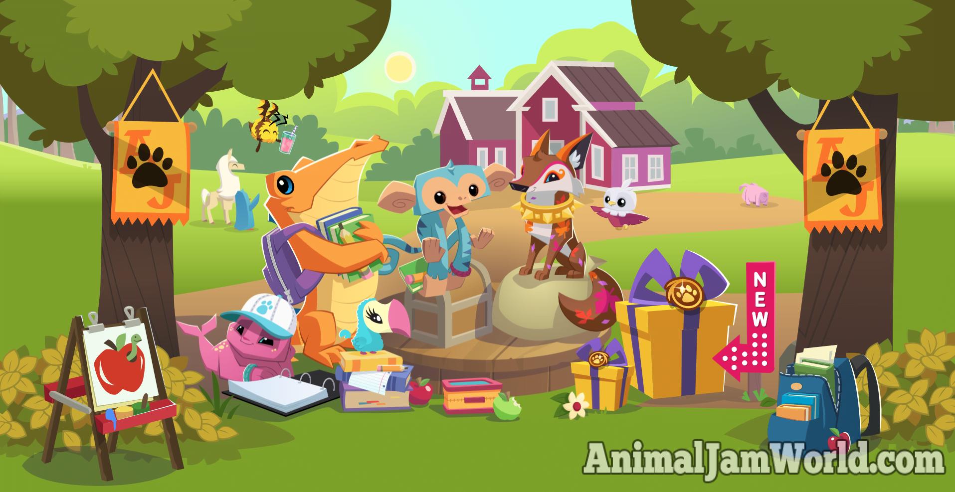 Animal Jam Codes List codes - animaljamworld